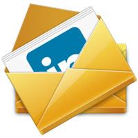 primair e-mailadres op Linkedin instellen