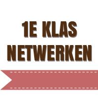 Logo 1e klas netwerken