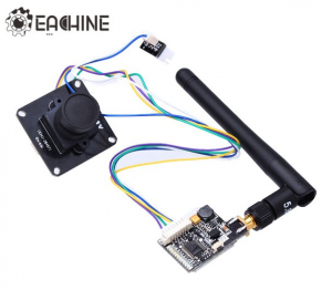 Eachine 700TVL 1:3 Cmos FPV 148 Degree Camera w:32CH Transmission