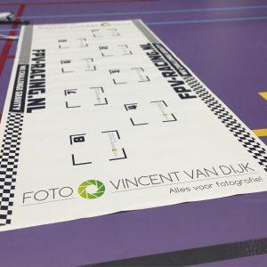 start grid gesponsoord Foto Vincent van Dijk