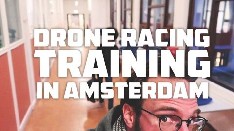 Drone Racing Training in Amsterdam