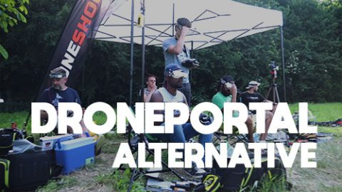 DronePortal Alternative - Drone Racing in Almere