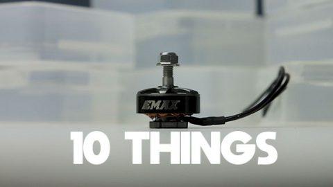 Emax Eco - 10 THINGS