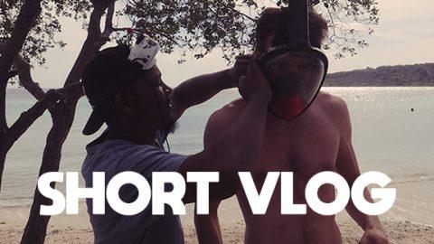 True Mojo Dive en Coconut Man from Caracas Bay - SHORT VLOG