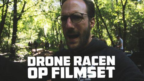drone racen op filmset - mediamasters game